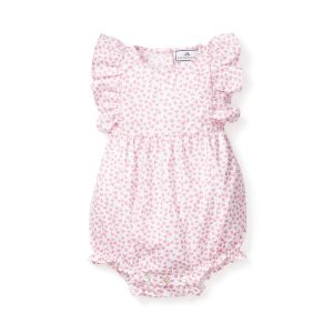 Petite Plume Baby Sweethearts Ruffled Romper
