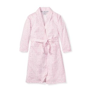 Petite Plume Toddler/Big Kid Sweethearts Robe