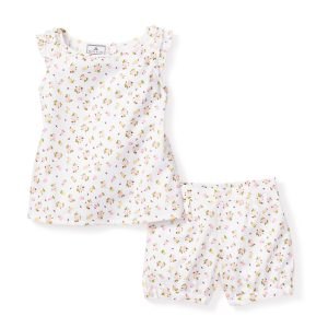 Petite Plume Baby/Toddler/Big Kid La Rosette Amelie Short Set