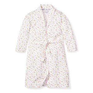 Petite Plume Toddler/Big Kid La Rosette Robe