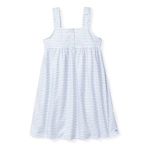 Petite Plume Baby/Toddler/Big Kid La Mer Charlotte Nightgown