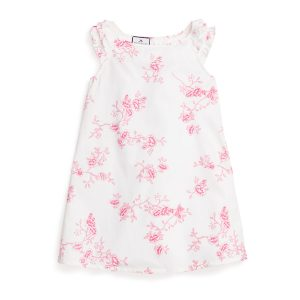 Petite Plume Baby/Toddler/Big Kid English Rose Floral Amelie Nightgown