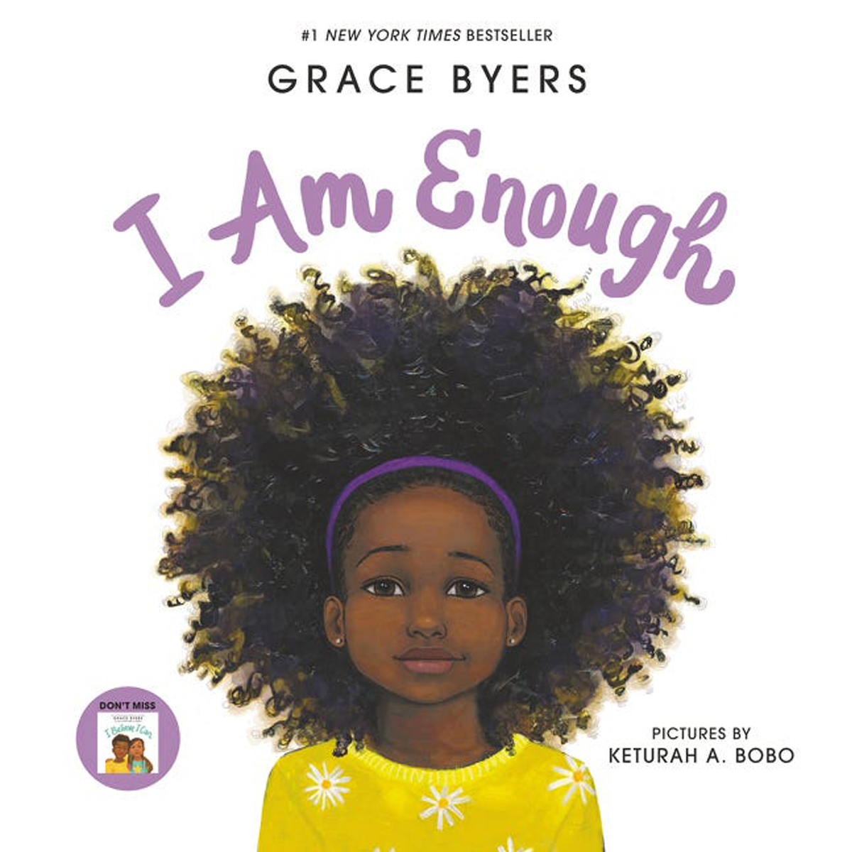 Harper Collins I am Enough