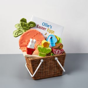 The Tot Orange Easter Gift Set 0-2 years