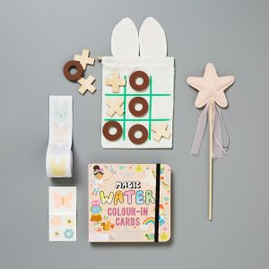 The Tot Pink Easter Gift Set 3-5 years