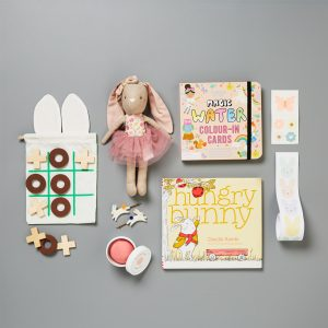 The Tot Blue Easter Gift Set 3-5 years