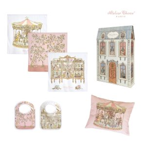 Atelier Choux Baby Girl Gift Set