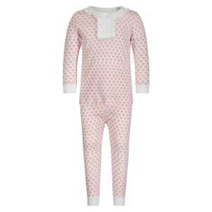 Lila + Hayes Baby/Toddler/Big Kid Alden Two Piece Pajama Set – Shells