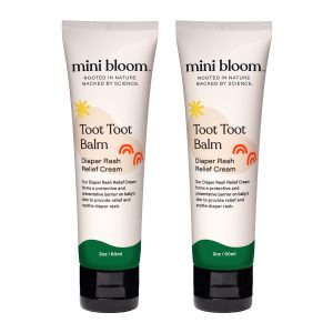 Mini Bloom Toot Toot Balm – Set of 2