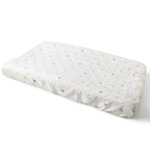 Pehr Hatchlings Bunny Change Pad Cover