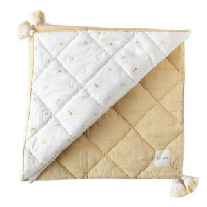 Pehr Hatchlings Duck Nursery Blanket
