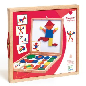 Djeco Geoform Magnetic Games
