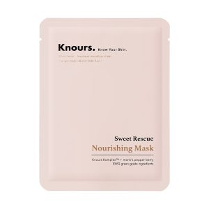 Knours Sweet Rescue Nourishing Mask - 5 Pack