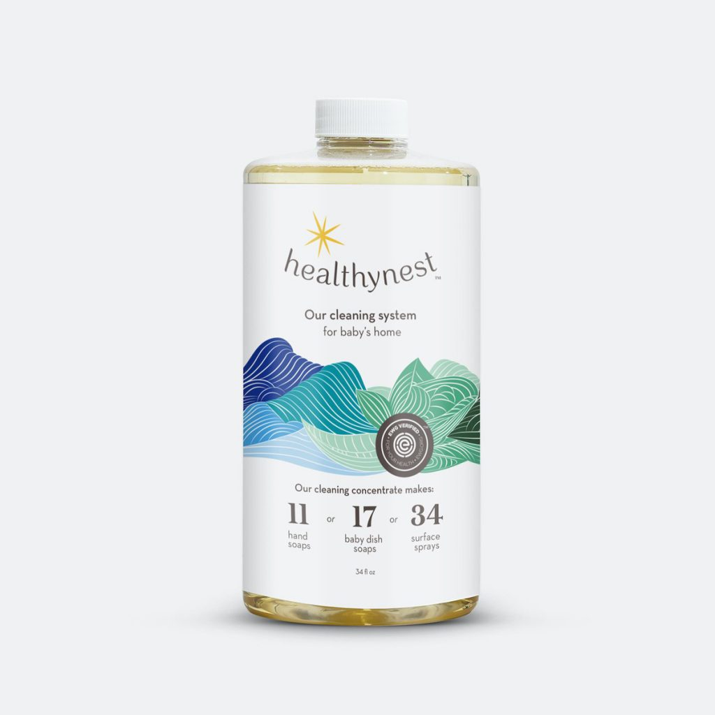 healthynest Our Cleaning System