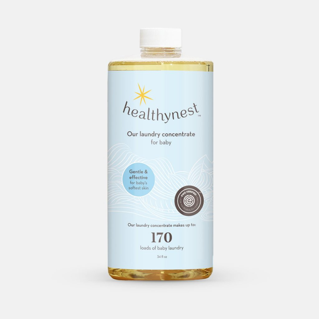 healthynest Our Laundry Concentrate System