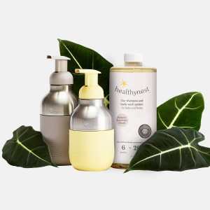healthynest Shampoo and Body Wash System