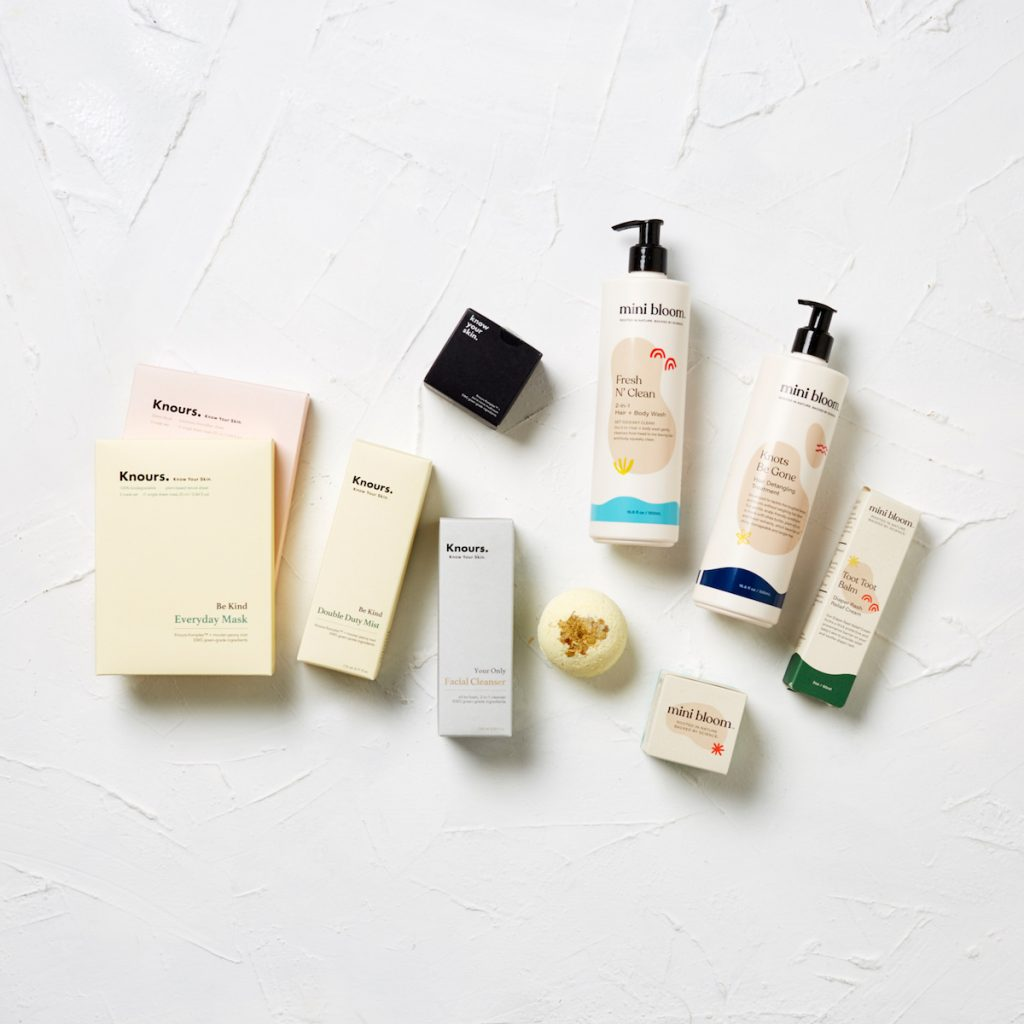 Mother's Day personal care gifts
