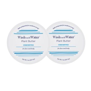 Wash with Water Mommy & Me Plant Body Butter Duo