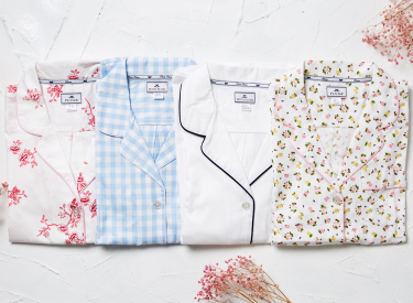 Mother's Day Must-Have: Shop Petite Plume Pima PJs