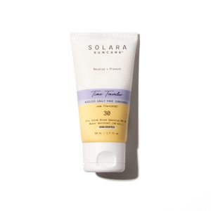 Solara Suncare Time Traveler Ageless Face Sunscreen