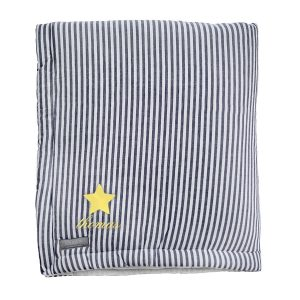 Louelle Personalized Play Mat - Harbor Island Stripe