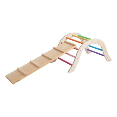 Wiwiurka Climbing Arch with Reversible Ramp