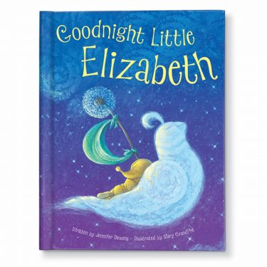 I See Me! Goodnight Little Me Personalized Storybook
