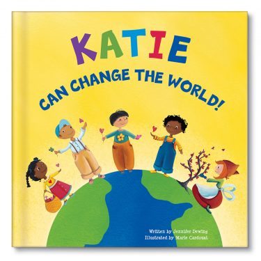 I See Me! I Can Change the World Personalized Storybook