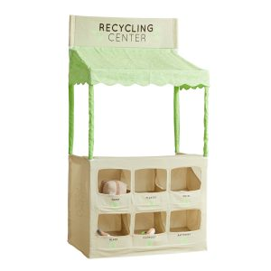 Wonder & Wise by Asweets Live Green Recycling Play Stand