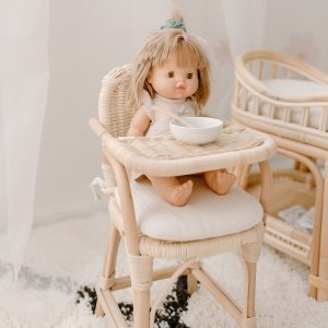 Tiny Harlow Doll's Highchair