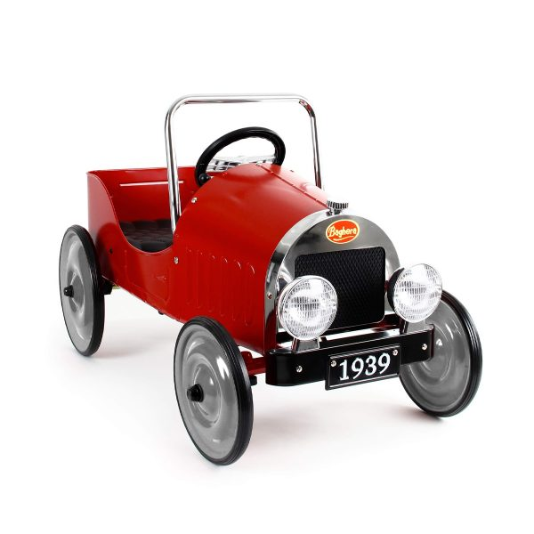 BagheraClassicPedalCarsRed1