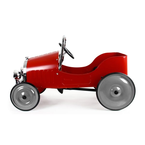 BagheraClassicPedalCarsRed2