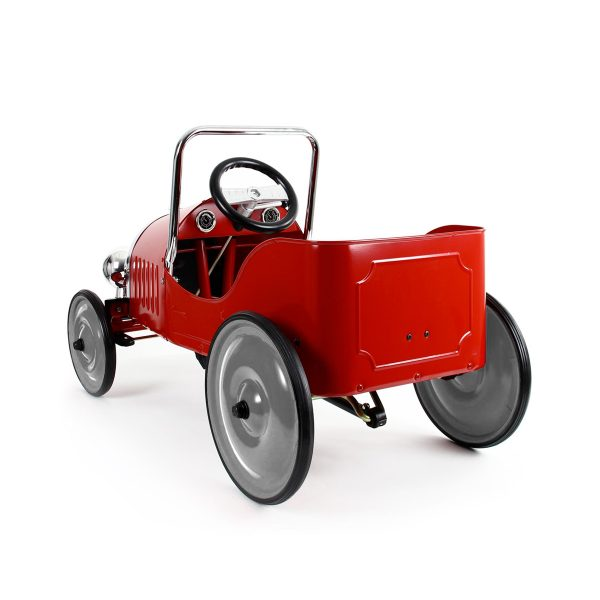 BagheraClassicPedalCarsRed3