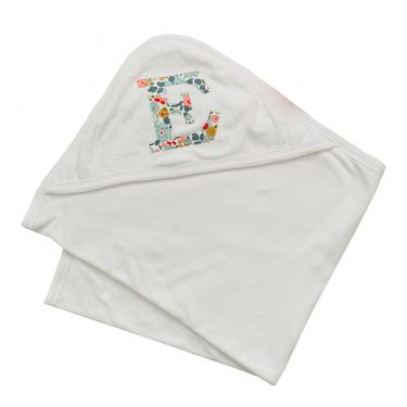My Little Shop UK Baby Liberty of London Personalized Hooded Towel