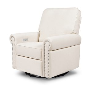 Million Dollar Baby Classic Linden Power Recliner in Eco-Performance Fabric | Water Repellent & Stain Resistant