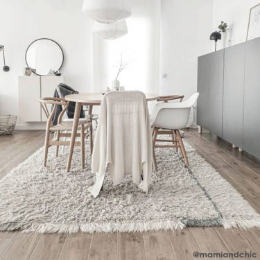 Lorena Canals Wool Winter Calm Rug