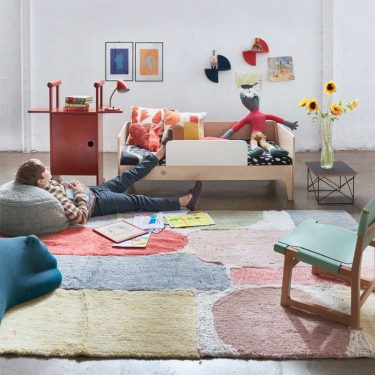 Lorena Canals Woolable Rug Abstract