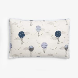 Gooselings Touch The Sky Toddler Pillow - Blue