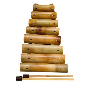 Q Toys Bamboo Xylophone