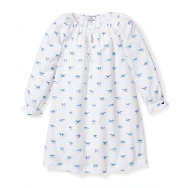 Petite Plume Baby/Toddler/Big Kid Fanciful Bows Delphine Nightgown