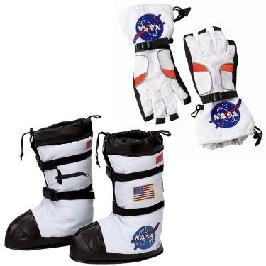 Aeromax Astronaut Boots and Gloves