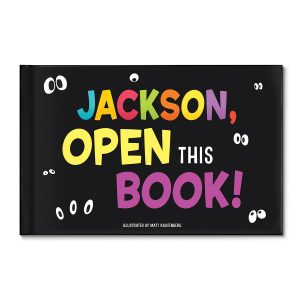 I See Me! Open This Name Book