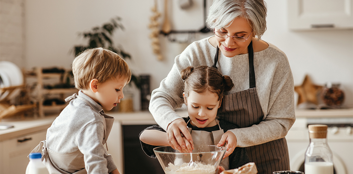 The importance of kids having a relationship with grandparents