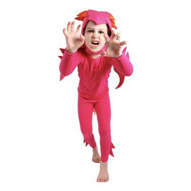 Band of the Wild Pink Dragon Full Costume