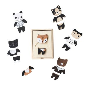 Wee Gallery Mix + Match Animal Tiles