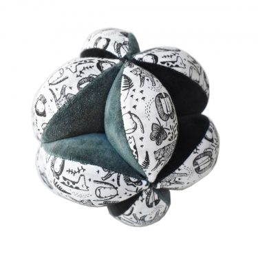 Wee Gallery Sensory Puzzle Ball - Wild
