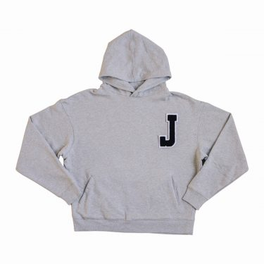 HART + LAND Women's Organic Personalized Hoodie - B/W Patches