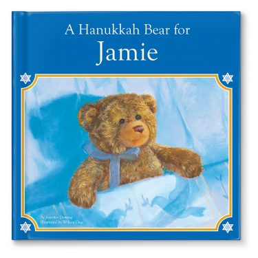 I See Me! A Hanukkah Bear for Me! Personalized Storybook